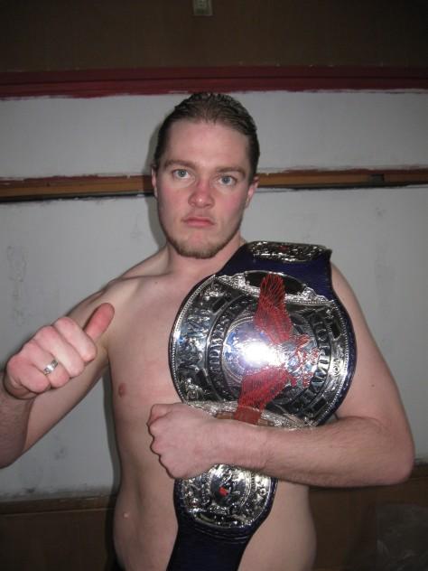 Eric Ruffington ( NBWA Mid-West Champion)