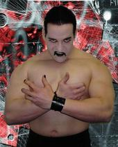 """Bloody"" Harker Dirge NBWA Wrestler of the Year"