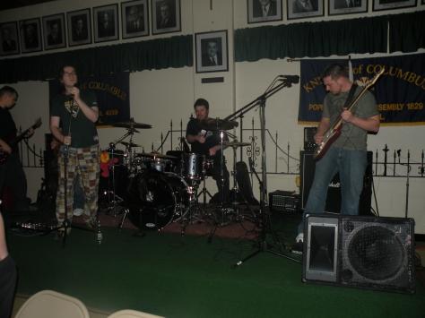 Noiseland rocks the LWA (Photo Credit Brian Kelley)