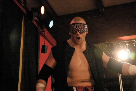 LWA Superstar Adam Raw  (Photo Credit: Michael R Van Hoogstraat)