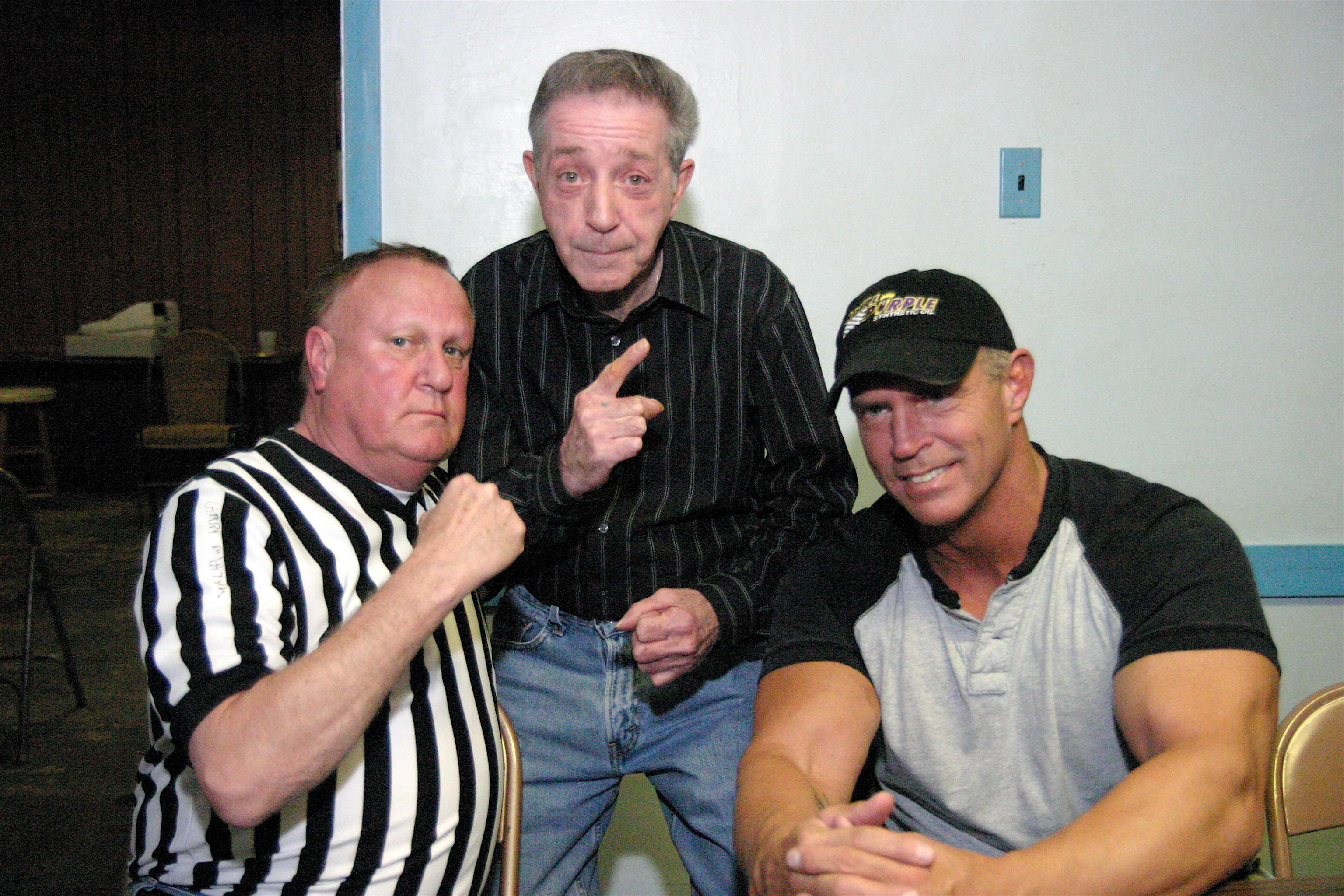 dave hebner tony costa and bob holly An underperforming thyroid can leave you feeling tired, cold and depressed.