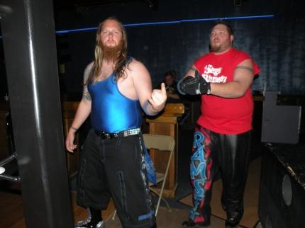 Sage Ramsey & Dareian Frost.