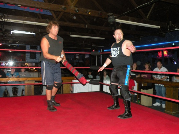 Tracy Smothers & Catalyst Cory Carter