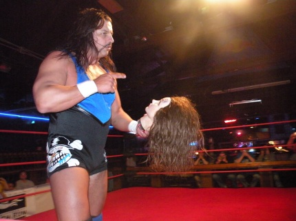 AL Snow and Head have words after the loss.