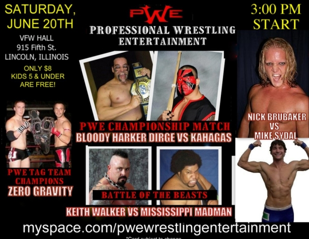 pwe jUNE 20TH