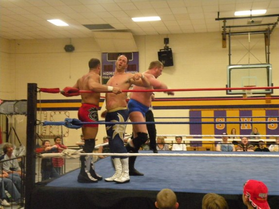 """Trouble in the corner!!(Photo Credit: Brian """"Flair"""" Kelley)"""