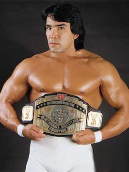 DVD Ricky Steamboat Ricky-steamboat