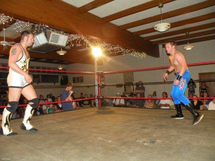 LWA Wyatt vs KC, Kahagas vs Mark Sterling 091