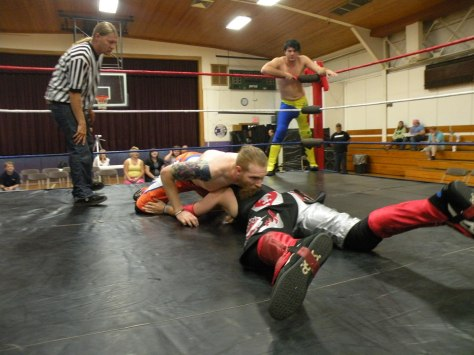 "Gary J and Davey Vega know each other very well. (Photo Credit Brian ""Flair"" Kelley)"