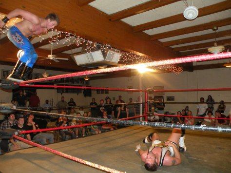 LWA Wyatt vs KC, Kahagas vs Mark Sterling 156