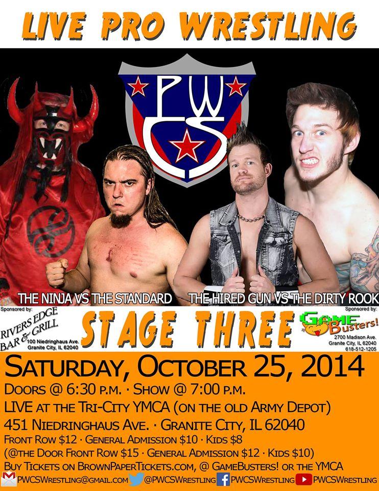 "PWCS ""Series Insider"" Episode 4 « Missouri Wrestling Revival"