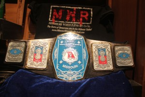 Missouri Title belt 2