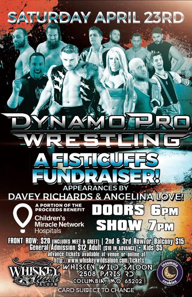 Dynamo Pro 4/23/16