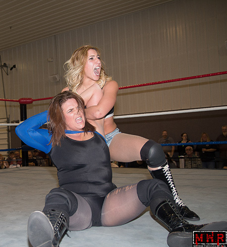 bbw wrestling