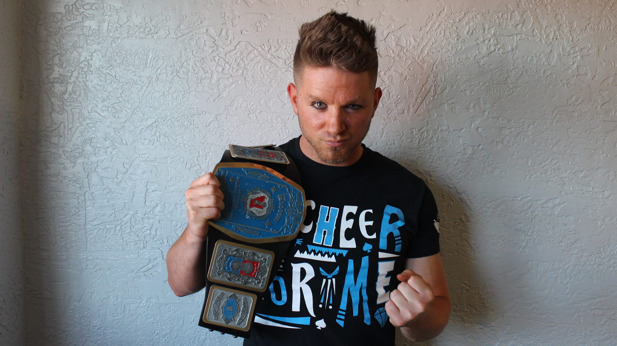 ab369657 Ace Hawkins Reclaims the MWR Missouri Championship at Dynamo Pro Wrestling