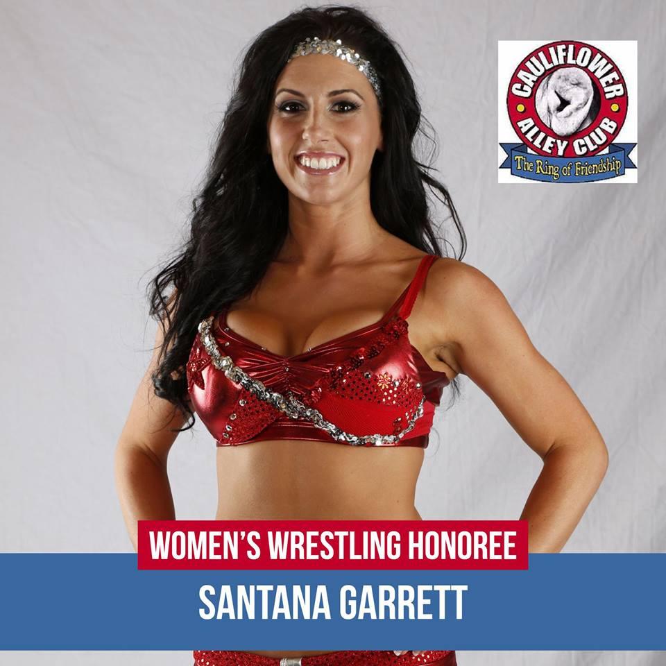 Watch Santana Garrett video