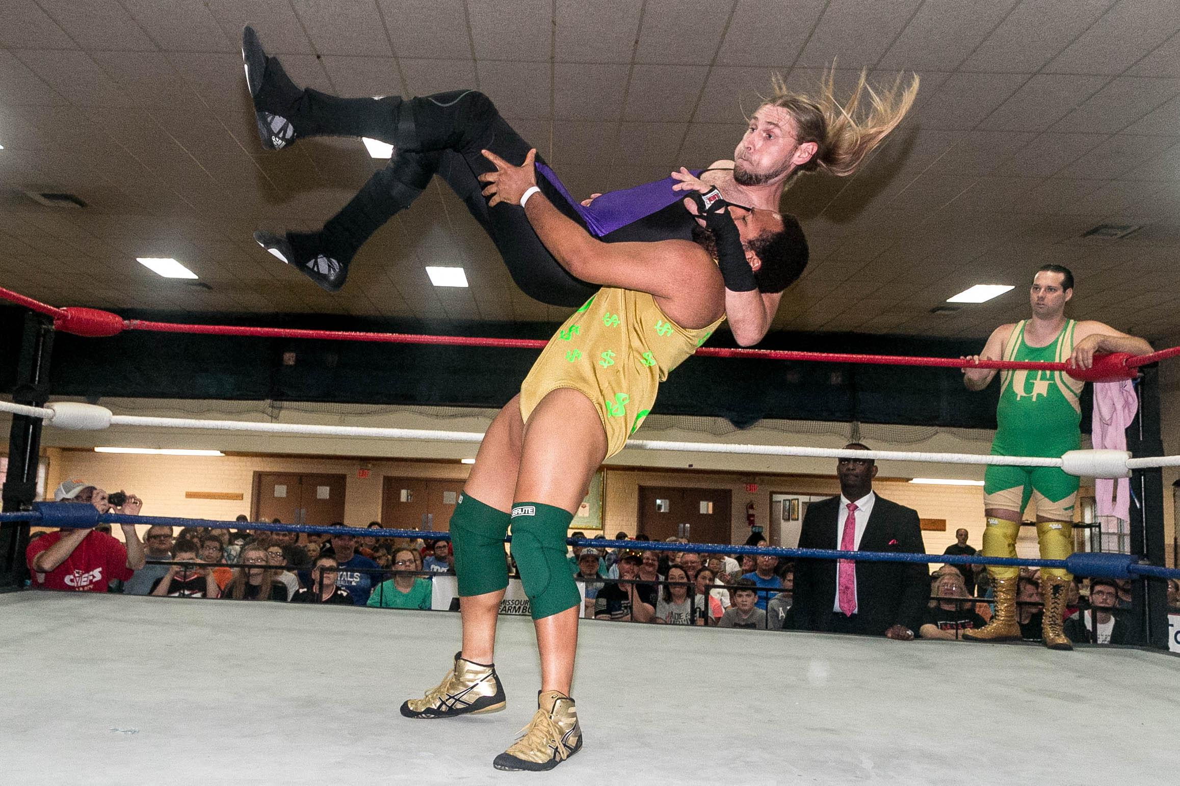 New Breed Wrestling 171 Missouri Wrestling Revival