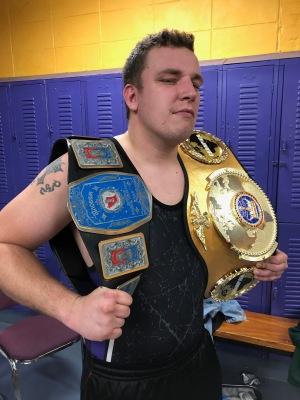 Jack Gamble champion