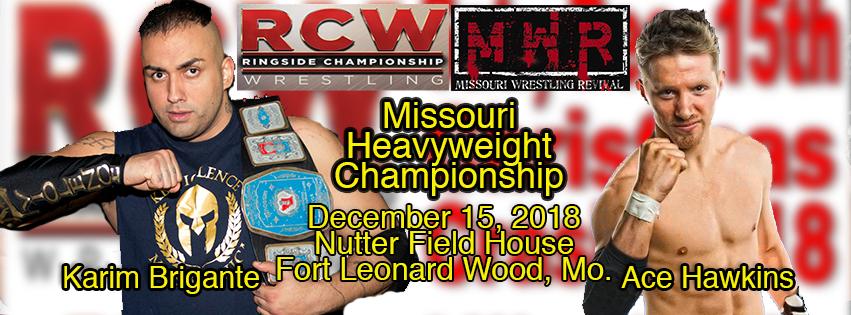 20181215 Ringside Championship