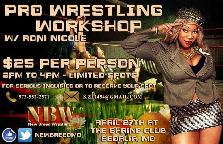 New Breed Wresting « Missouri Wrestling Revival